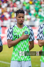Tyronne Ebuehi Reacts After Becoming Cap-Tied To Nigeria For Life