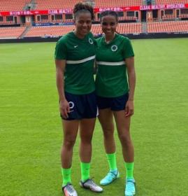 Photo: Nigeria hand surprise call-ups to highly-rated Swiss-born CB, Finnish-born striker pre-Jamaica