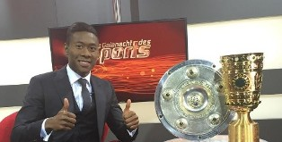 David Alaba Named Austria Sportsman Of The Year Again