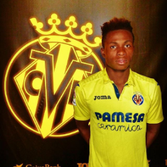51b3a145898 (Photo Confirmation) One-Time Arsenal Target Chukwueze Completes Villarreal  Move