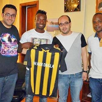 Official : Stanley Ohawuchi Completes Move To Wadi Degla