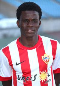 Ramon Azeez Nets Debut Goal For Almeria