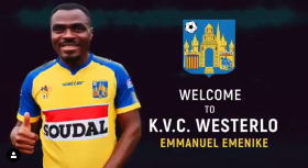 Done Deal : K.V.C. Westerlo Announce Capture Of 2013 AFCON Top Scorer