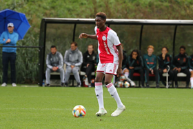 Promising Midfielder Gibson Yah Makes Ajax Amsterdam II Matchday Squad For The First Time