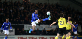 Two Nigerian Strikers Shortlisted For Leicester City's October Goal Of The Month Prize