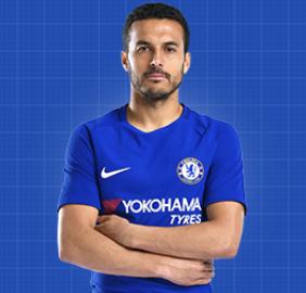 buy online 18d91 c7df9 Chelsea Explain Why Spanish Winger Pedro Will Miss Burnley ...