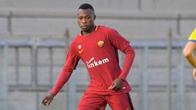 Roma Nigerian Right Back Ordered To Stop All Sporting Activity For 30 Days