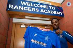 (Photo Confirmation) Arsenal's Nigerian Wonderkid Joins Scottish Giants Rangers