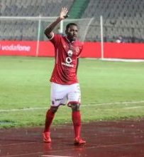 Official : Junior Ajayi Extends Al Ahly Contract Until 2022