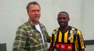 John Owoeri Fires Four Goals For BK Hacken In Win Against LSK