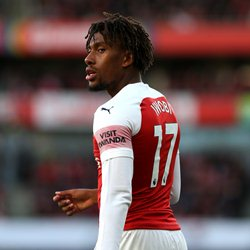 Iwobi Gives Reasons Why He Is Playing So Well At Arsenal This Season