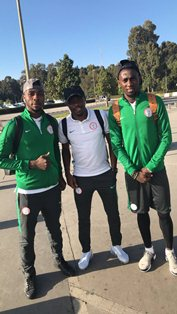 Iheanacho, Ndidi Arrive Wrocław Camp; NFF Confirm Three Players Out Of Poland Game