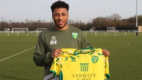 Done Deal : Norwich City Sign Young Central Defender With Nigerian Roots