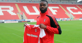 Official : Nigerian Defender Joins Rotherham United On Two-Year Deal