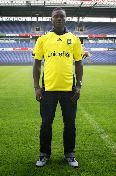 OKE AKPOVETA Blames Ill-Luck For Brondby's Poor Run