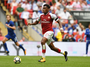 Chelsea Vs Arsenal Team News : Moses & Iwobi Start, Akpom Not In 18