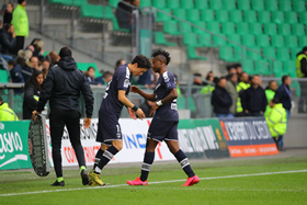 Made In Nigeria Goal : Bordeaux's Young Star Maja Scores With Kalu Involved In Build-up