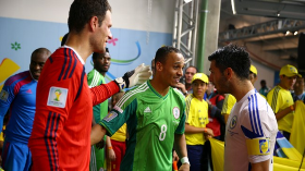 Odemwingie : They Laughed At Me In Russia When I Said I Was Going To Play For Nigeria