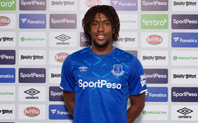 'He's Working Really Hard' - Everton Manager Hints Iwobi Could Make Debut Against Watford