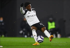 Tottenham Hotspur's Hojbjerg reacts to Josh Maja's goal ruled out for handball