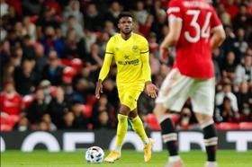 'He was pretty hard on me' – Brentford's Onyeka blasts Man Utd midfielder over late tackle :: All Nigeria Soccer