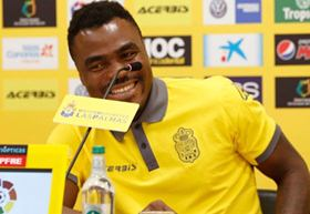 Emenike Opens Up On Disastrous Loan Spell At Las Palmas