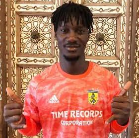 Official : Nigeria's U17 World Cup-Winning Goalkeeper Alampasu Joins FK Ventspils