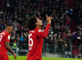 'We Are Looking For Strikers For Senior Team' - Ex-Schalke Star Tips Bayern's Nigeria-Eligible Striker Zirkzee For Netherlands Call-Up