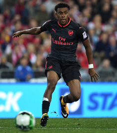 Super Eagles Star Iwobi Notches Assist Again As Arsenal Beat WS Wanderers