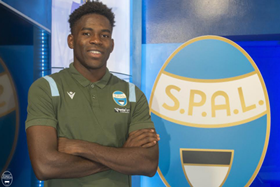 Done Deal : Atalanta's Italian-Nigerian Center Back Okoli Joins SPAL On Loan