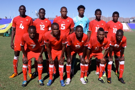 Namibia Sport - Brave Warriors Confident Ahead Of Nigeria Trip