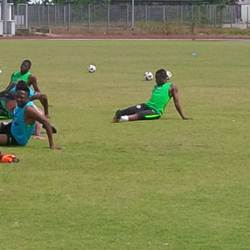 Awaziem Suffers Foot Injury, Positive News For Ighalo &Troost-Ekong, Joel Obi Full Session