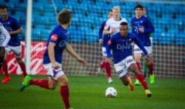 Valerenga's Ejike Catching The Eye; Lillestrom's Ebiye, Stabaek's Omoijuanfo On Target