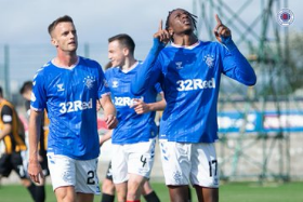 Nigerian Exports : Rangers' Aribo Celebrates Eagles Call-Up With Goal; Ufa's Igboun, Ventspils' Aiyegun, DAC's Taiwo Strike