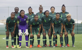 Road To 2019 WWC : Barcelona, Sevilla Strikers Ruled Out Of Nigeria's Clash Vs Canada