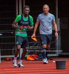 Ndidi, The Real Hero Behind Nigeria Win Vs Iceland: Leicester Star Top Man In Aerials Won Again