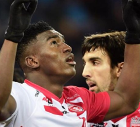 Royal Excel Mouscron Keen To Extend Awoniyi's Loan Spell From Liverpool