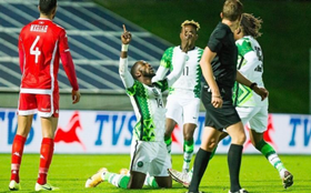 Nigeria commenced preparation for Benin clash without Iheanacho :: All Nigeria Soccer