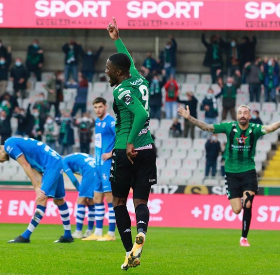 Chelsea Loanee On NFF's Radar, Ugbo Scores First Career Brace In Cercle Brugge 5-2 Win