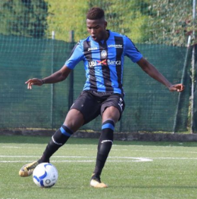 Talented 17-Year-Old Nigerian Defender Named In Atalanta Match Day Squad Vs Cagliari