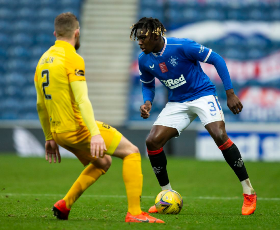 Rohr tells Glasgow Rangers left-back Bassey, Ofoborh they can join Aribo, Balogun in Super Eagles