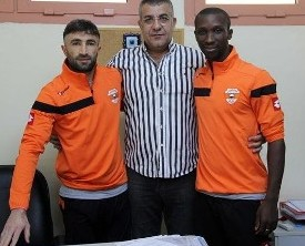 In-form Nduka Ozokwo Fires Adanaspor To Top Of The League