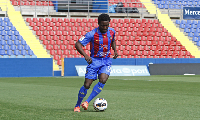 OBAFEMI MARTINS Rated 50 - 50 To Start Against Celta Vigo