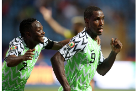 'I Know He's Going To Do Bigger Things' - Eagles Captain Musa Wants Ighalo To Stay At Man Utd