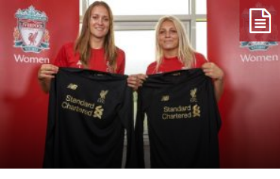 Official : Two Goalkeepers Sign Contract Extensions At Liverpool