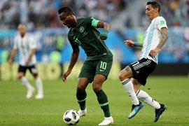 Rohr Names The Three Super Eagles Players Who Can Be Deployed In Mikel's Playmaker Position