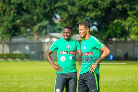 Eagles World Cup Star Omeruo Returns To Training With Chelsea Ahead Of Loan Move