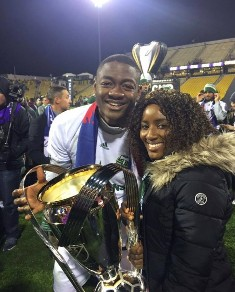 Portland Timbers Fanendo Adi Continues His Love Affair With Scoring At Home