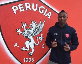 Official : Roma Loan Out Ex-Nigeria U23 Star Umar Sadiq To Perugia