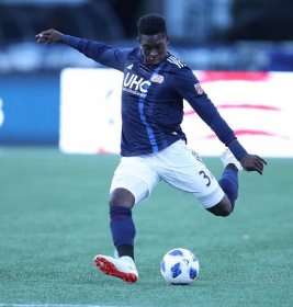 'No Need To Speak On Chelsea's Pedigree' - Revs' Nigerian Defender Excited To Face One Of The Best